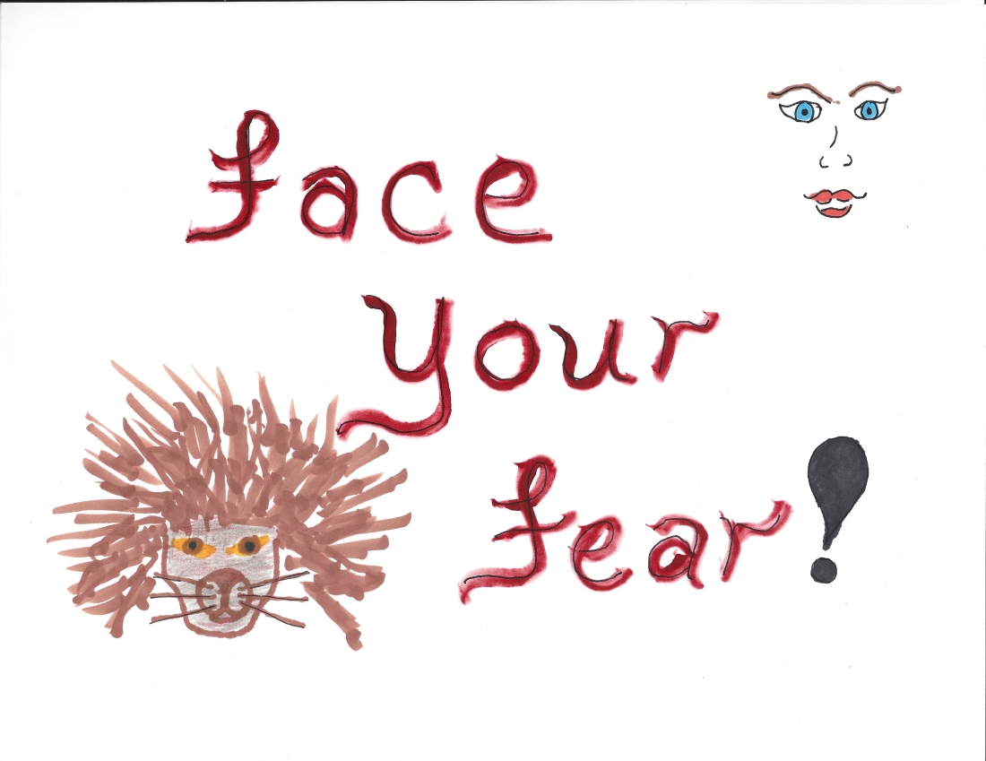 #2018-05-04 Face Your Fear