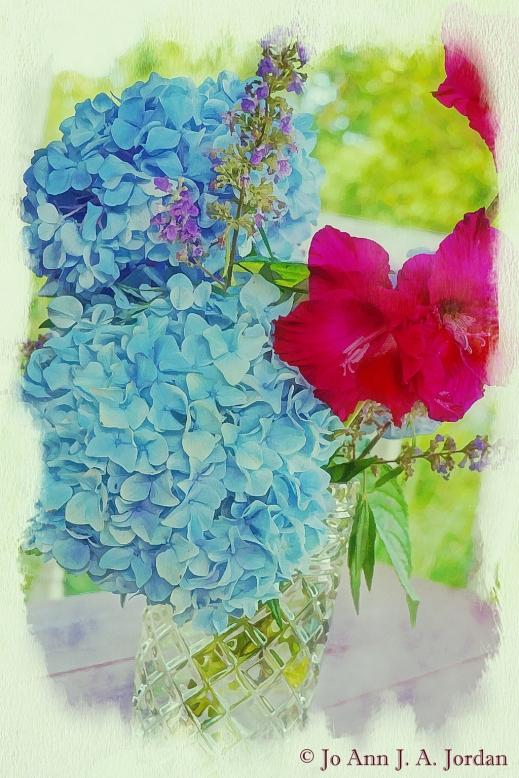 2020.06.30 Floral Vase resize